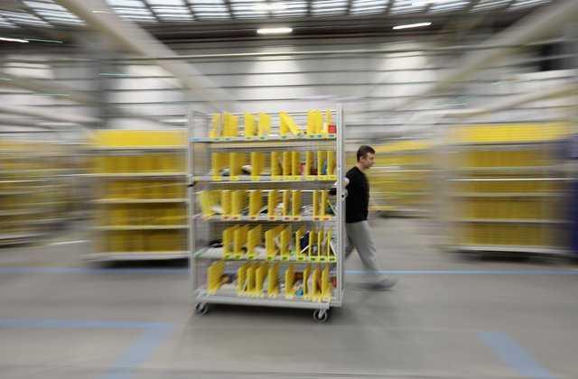 Amazon превосходит ожидания, акции AMZN стремительно растут