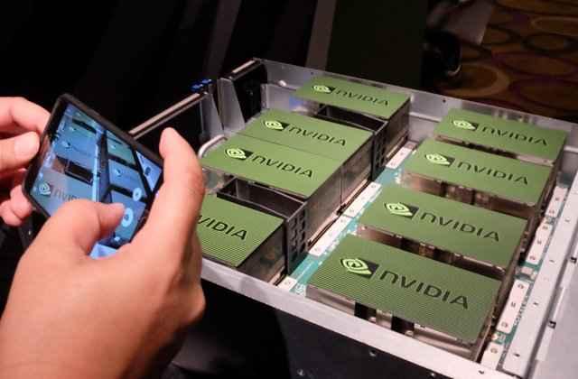 Акции Nvidia находятся в собственной лиге