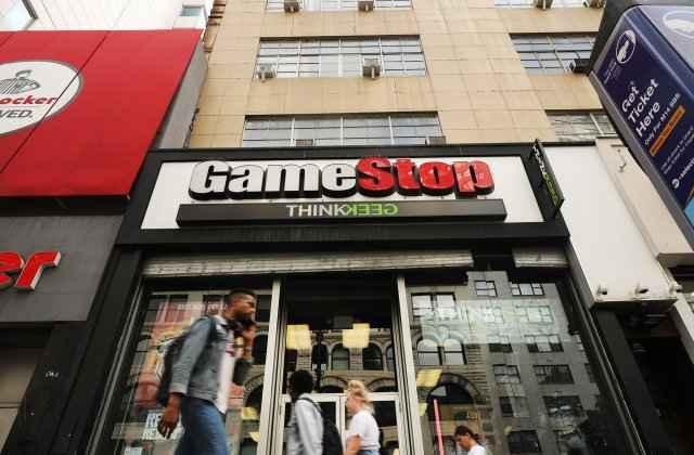 GameStop и AMC подскочили на торгах в нерабочее время
